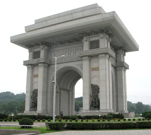 Arch of Triumph. Image © Alex Davidson