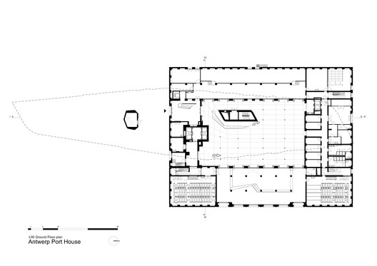 Level 0 Floor Plan