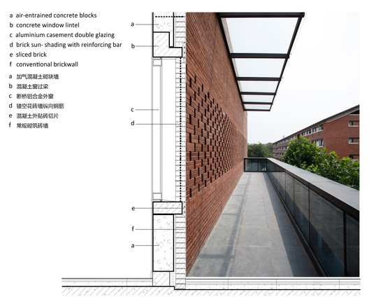 Tiled Wall Structure