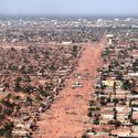 Image of the capital city of Ouagadougou. Image © Francis Kéré