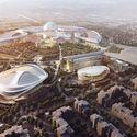 Astana Expo City 2017 (Astana, Kazakhstan) / Adrian Smith + Gordon Gill Architecture. Image © Adrian Smith + Gordon Gill Architecture