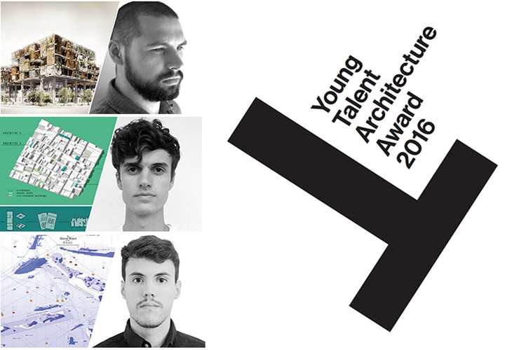 3 Winners of the 2016 Young Talent Architecture Award Announced, Courtesy of Fundació Mies van der Rohe