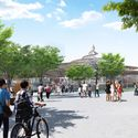 © Jean-Marie Duthilleul - Société du Grand Paris / Gare Noisy - Champs (line 15 South) by Agence Duthilleul and Arep