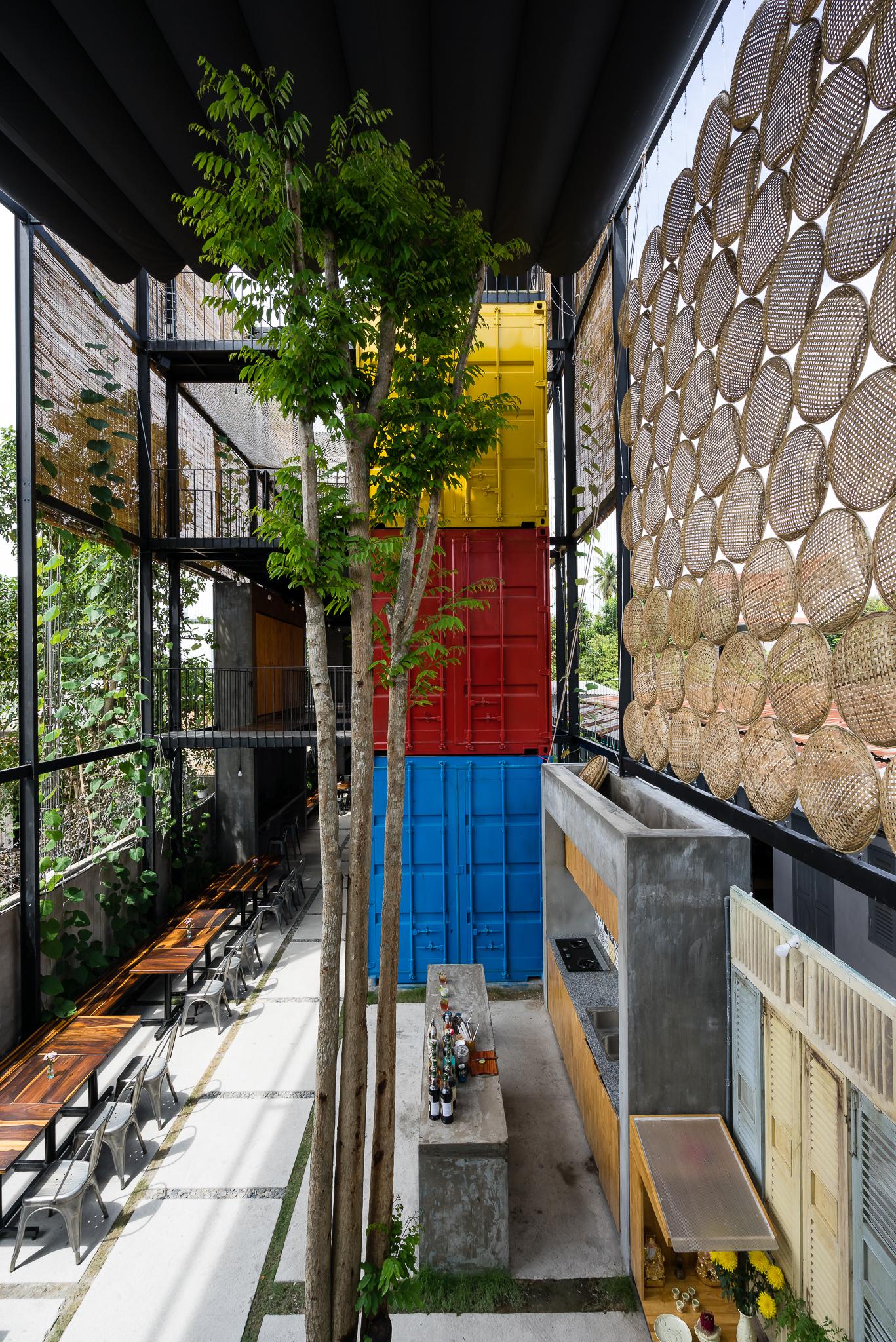 Gallery Of Ccasa Hostel Tak Architects 17