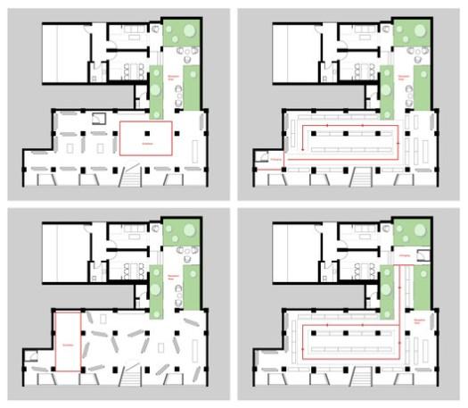 Floor Plan Diagrams
