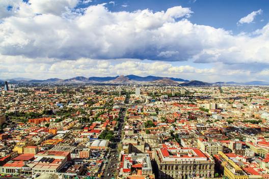 Cidade de México, México. Imagem Cortesia de CDMX