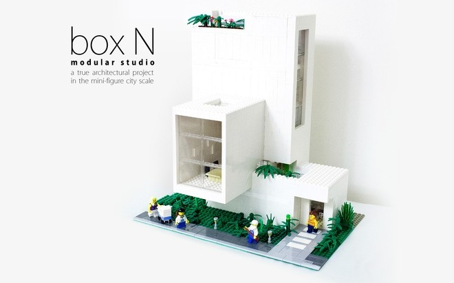 19 Of Our Favorite User Created Architecture Lego Sets Which You Can Vote Into Production Archdaily