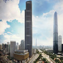 Guangzhou CTF Finance Centre. Image Courtesy of K11 New World Development