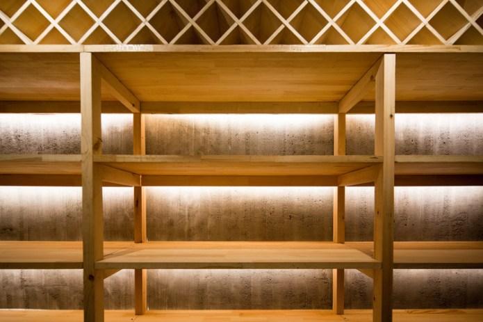 wine bar. Image © Lu Fei