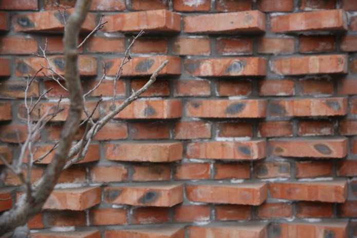 Rhythms Of The Red Brick. Image © Lu Fei