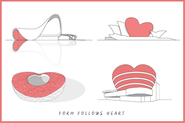 105 Valentines for Architects (And Architecture Lovers), Shaghayegh Daneshmand- Saman Farahmand