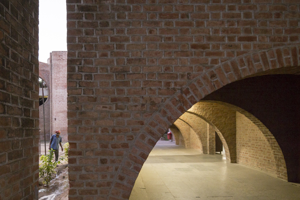 Gallery Of Louis Kahn S Indian Institute Of Management In