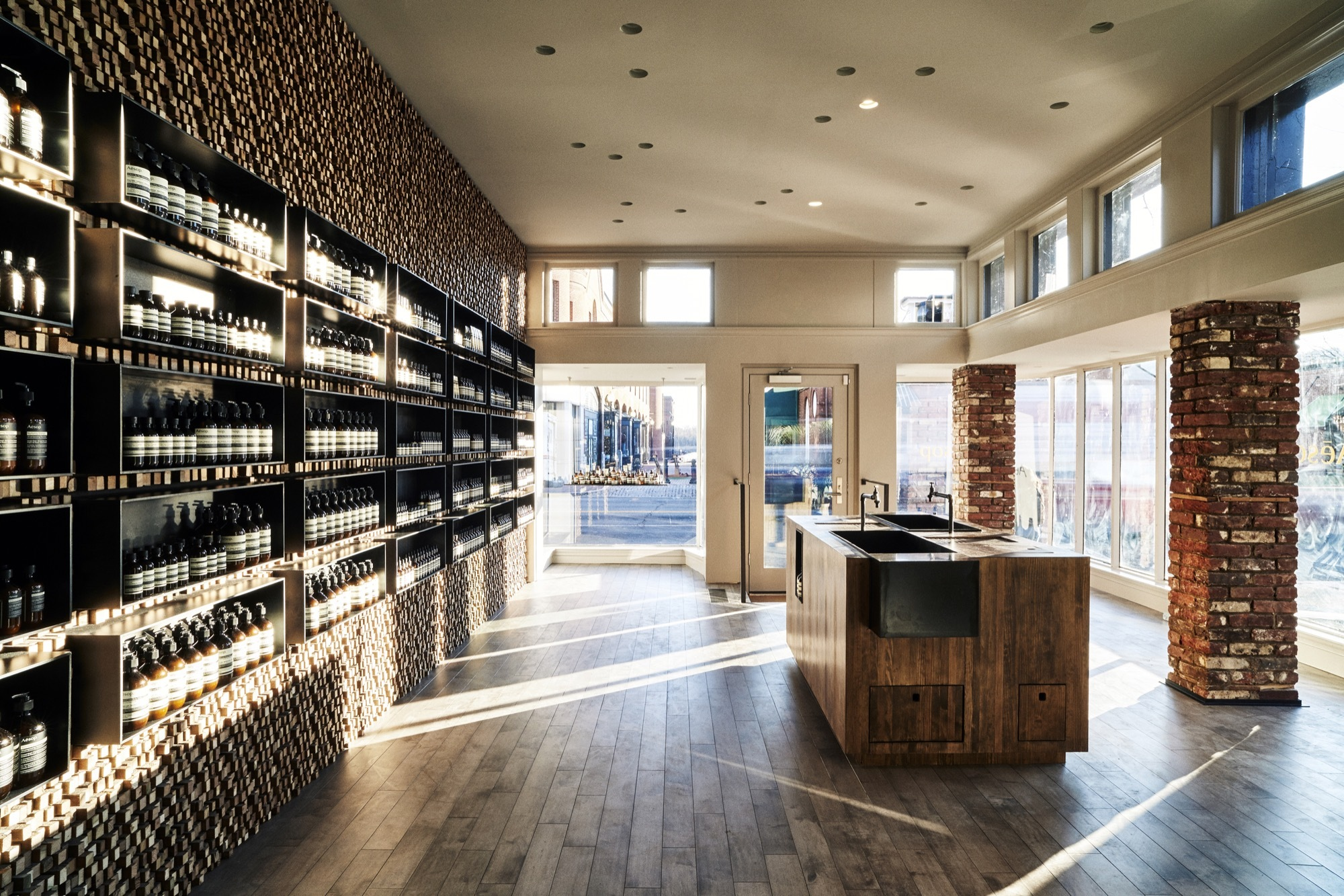 Gallery Of Aesop Georgetown Tacklebox Architecture 2