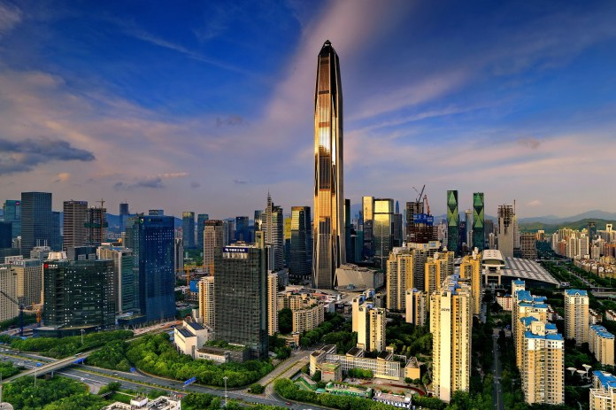CTBUH Crowns Ping An Finance Center as World's 4th Tallest Building |  ArchDaily
