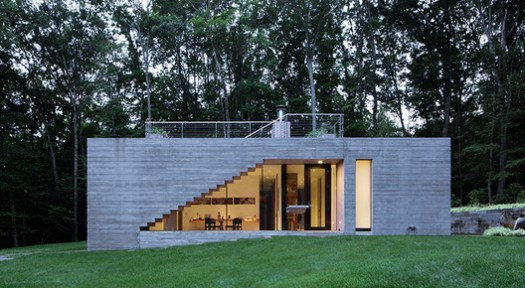 SQUARE HOUSE; Mill Valley, California / Levenbetts. Image Courtesy of The American Architecture Awards