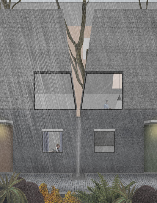 Elevation. Image Courtesy of OMMX
