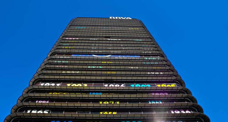 Torre BBVA. Image © amaclasvecino [Flickr], bajo licencia CC BY-NC-ND 2.0