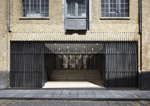 © Jack Hobhouse. ImageThe Loom / Duggan Morris Architects