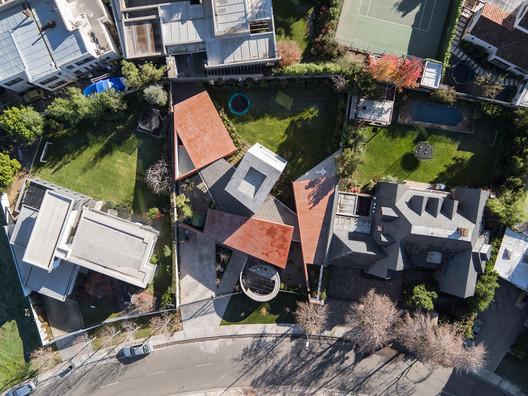 Aerial view. Image © Nico Saieh