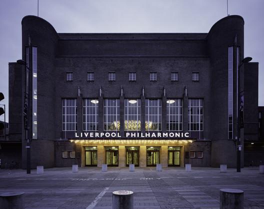 Liverpool Philharmonic, Liverpool by Caruso St John Architects. Image ©Hélène Binet
