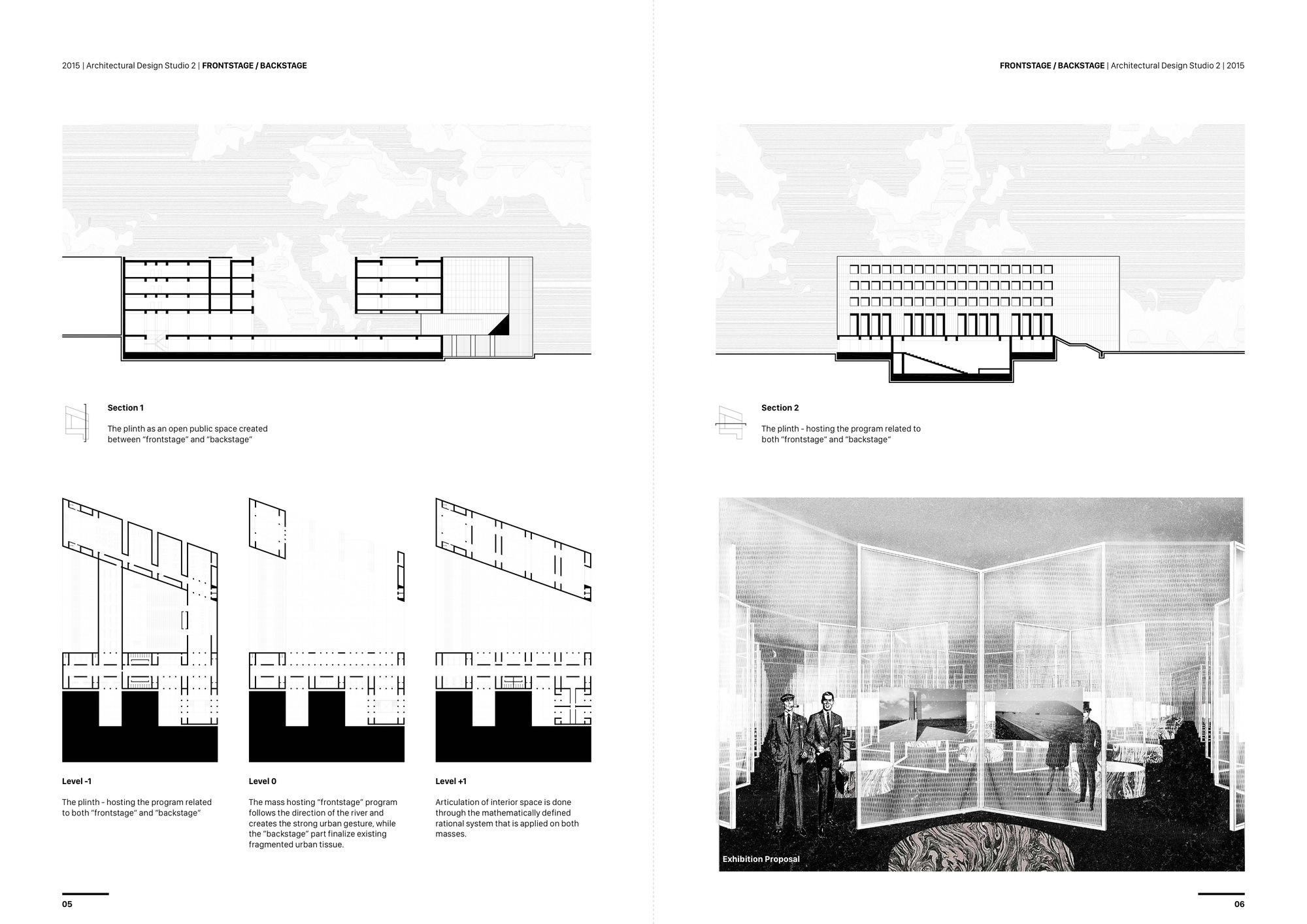 Galeria de Os melhores portfólios de arquitetura  10