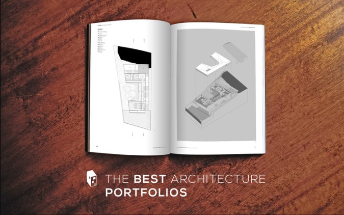The Best Architecture Portfolio Designs   ArchDaily The Best Architecture Portfolio Designs