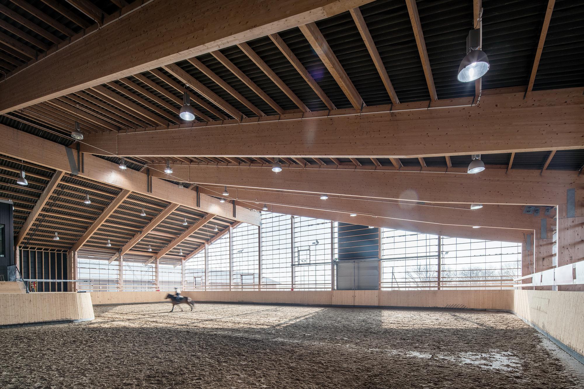 Gallery Of Klagshamns Equestrian Center FOJAB