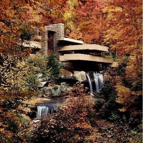 © Western Pennsylvania Conservancy. Image Casa de la Cascada