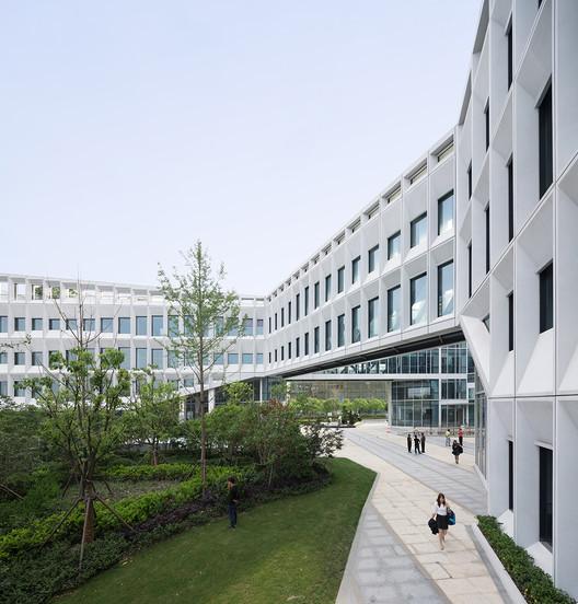 © LYCS Architecture. East Entrance