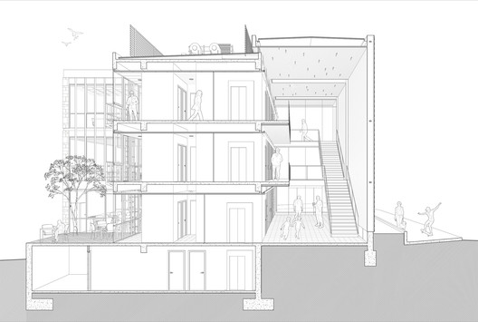Perspective Section