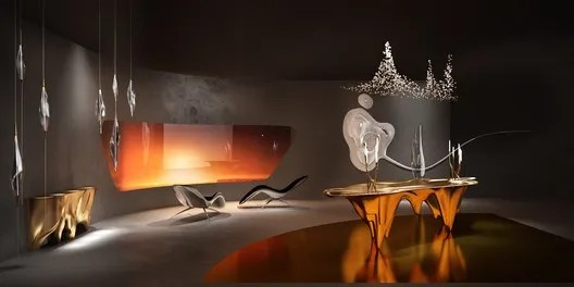 MAD Martian Collection by MAD Architects. Image Courtesy of MAD Architects