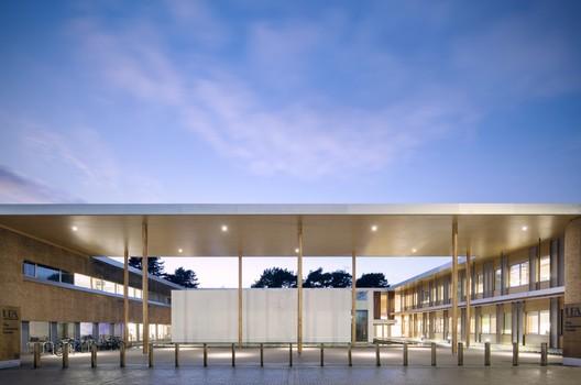 The Enterprise Centre, University of East Anglia / Architype © Nick Caville