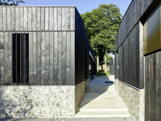 Peacock House / BHSF Architekten with Studio-P © Benedikt Redmann