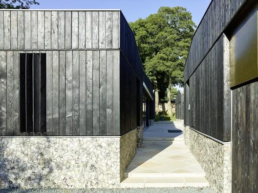 Peacock House / BHSF Architekten with Studio-P © Benedikt Redmann