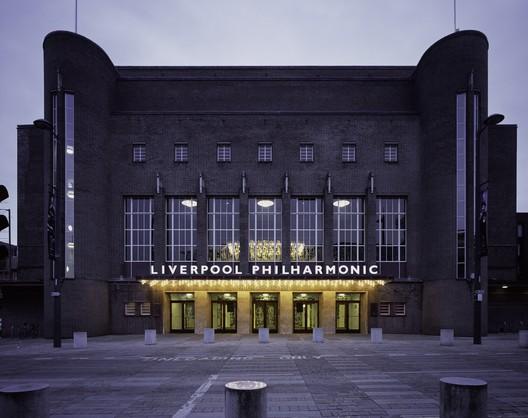 Liverpool Philharmonic / Caruso St John Architects © Hélène Binet