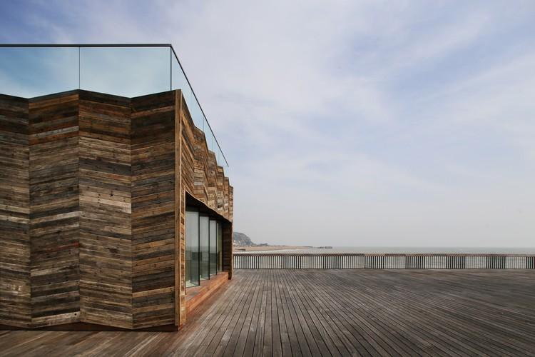 Hastings Pier / dRMM Architects © Alex de Rijke