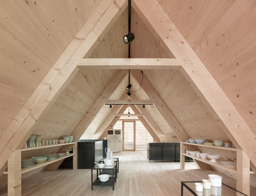 Courtesy of Innauer-Matt Architekten