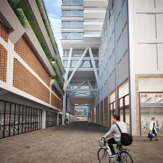 Courtesy of V8 Architects