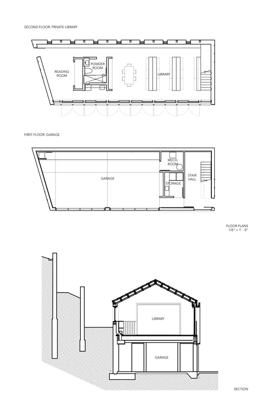 Plans / Section