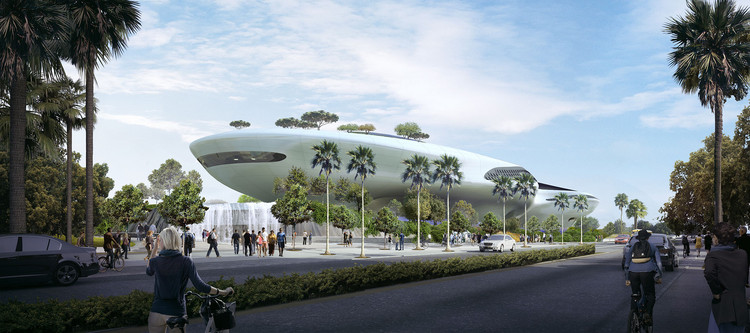 MAD's Lucas Museum of Narrative Art Approved by LA City Council, Courtesy of Lucas Museum of Narrative Art