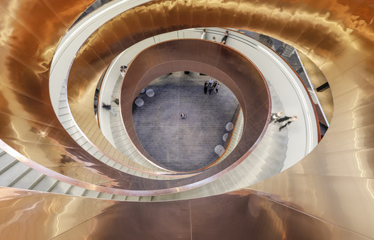 Higher Education: CEBRA / Experimentarium. Image Courtesy of WAF