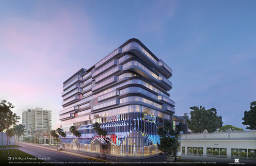 Courtesy of Kobi Karp Architecture & Levy Public Relations