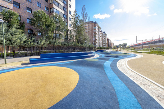 Parque Mirasierra en el distrito Fuencarral-El Pardo. Image © Comunidad de Madrid [Flickr], bajo licencia CC BY-NC-ND 2.0