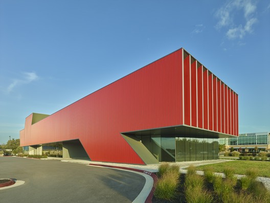 Harvey Pediatric Clinic; Rogers, Arkansas / Marlon Blackwell Architects. Image © Timothy Hursley