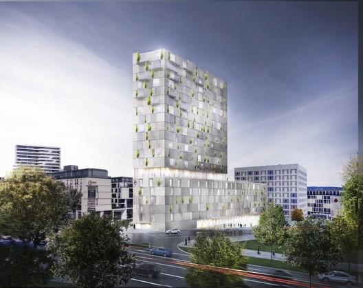 RKW Architektur + , Rendering: Foormtool Anton Kolev