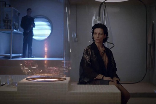 """Still from """"Ghost in the Shell"""" (2017) directed by Rupert Sanders. Image Courtesy of Strelka Magazine"""