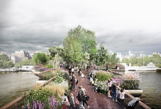 Courtesy of Garden Bridge Trust