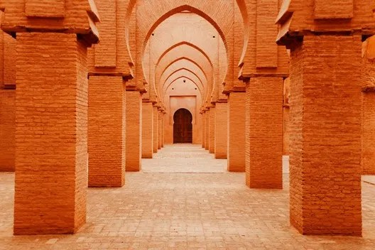 Tin Mal Mosque, Morocco. Image <a href='https://i.imgur.com/BeNYBsu.jpg'>via Reddit user that-there</a>