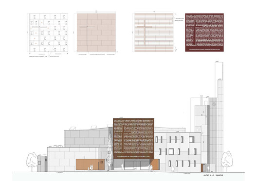 Elevation and Details