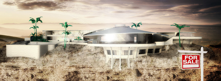 Explore Iron Mans Futuristic Malibu Mansion With This 3D Model ArchDaily